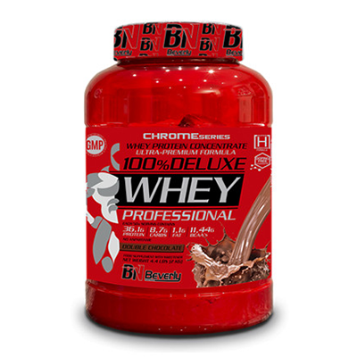 100% Deluxe Whey - Cookies & Cream  - Beverly - 2 kg.