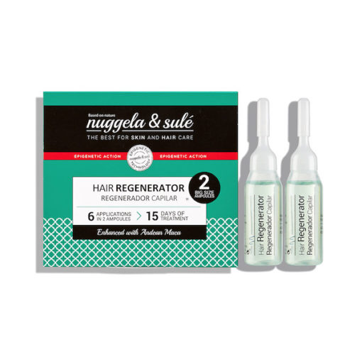 PACK 2 AMPOLLAS REGENERADOR 10ML