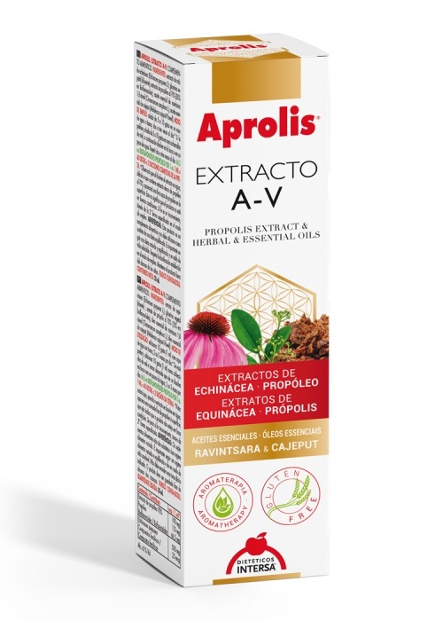 APROLIS EXTRACTO ANTIVIR 30 ML