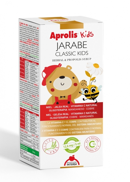 APROLIS KIDS JARABE 180 ML