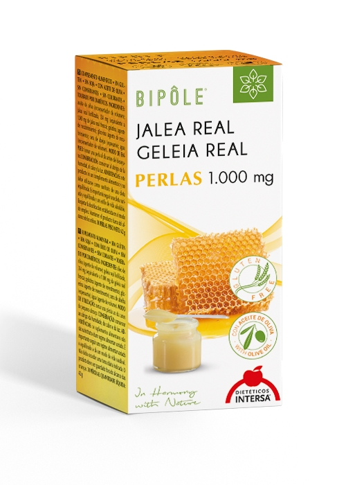 JALEA REAL 1000 MG 30 PERLAS