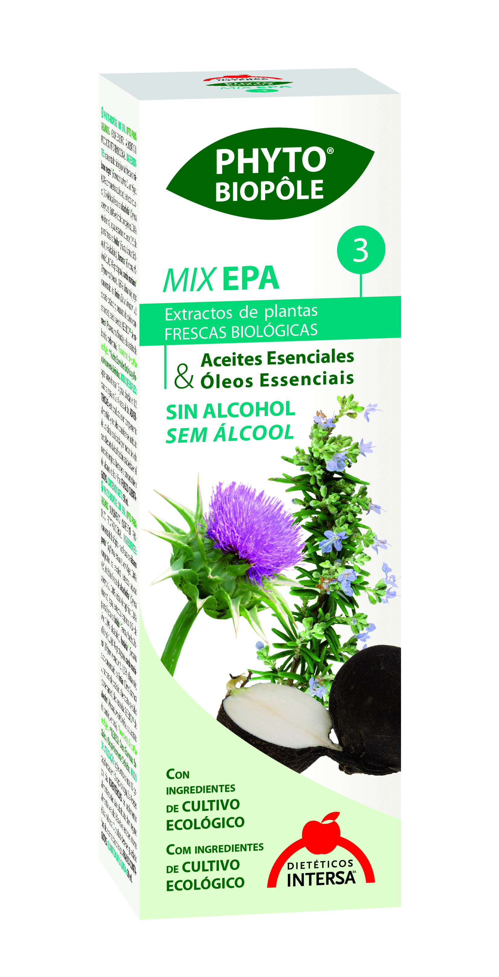 PHYTOBIOPOLE MIX EPA 50 ML