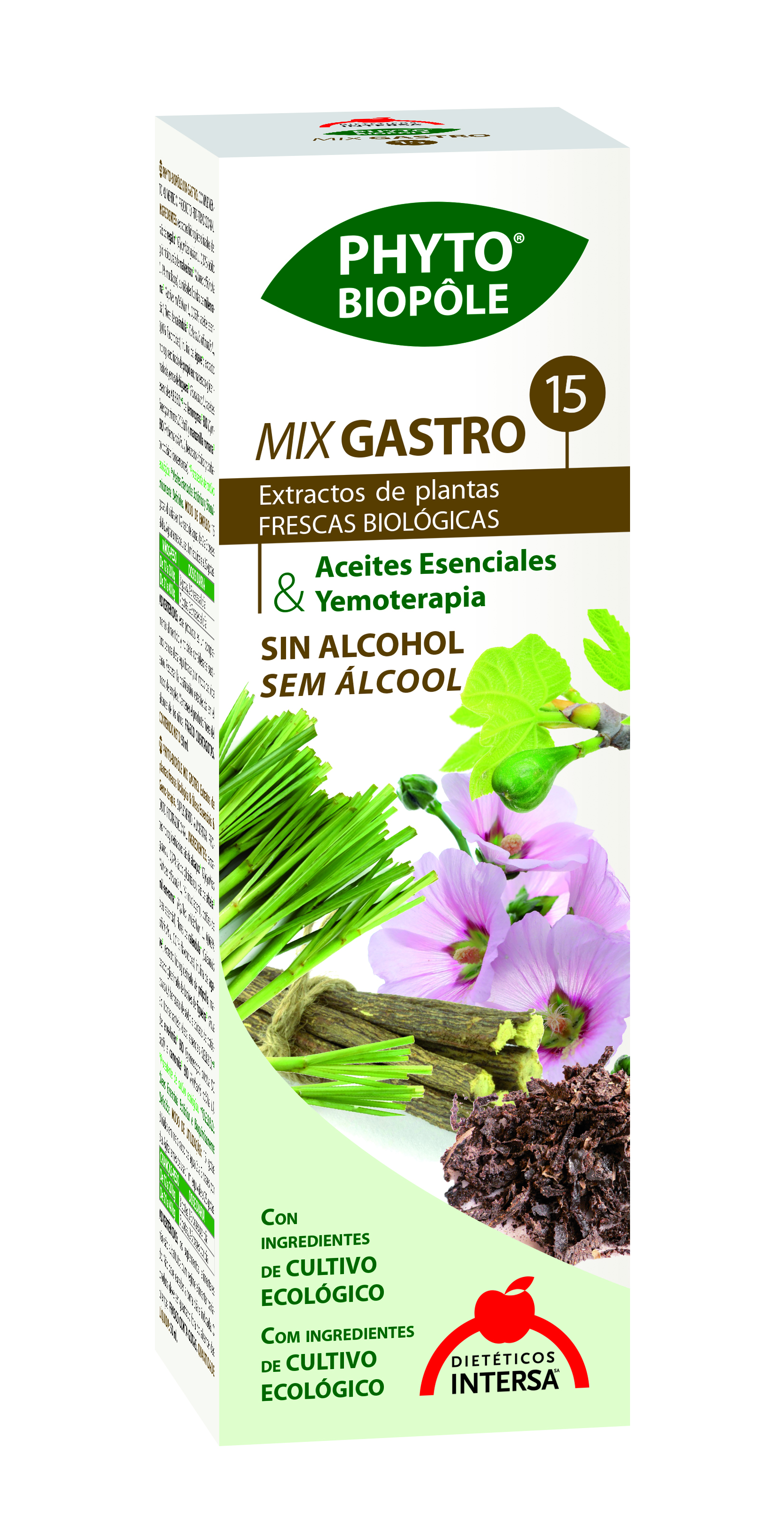 PHYTOBIOPOLE MIX GASTRO 15 50 ML