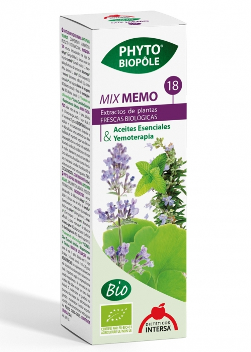 PHYTOBIOPOLE MIX MEMO 18 50 ML
