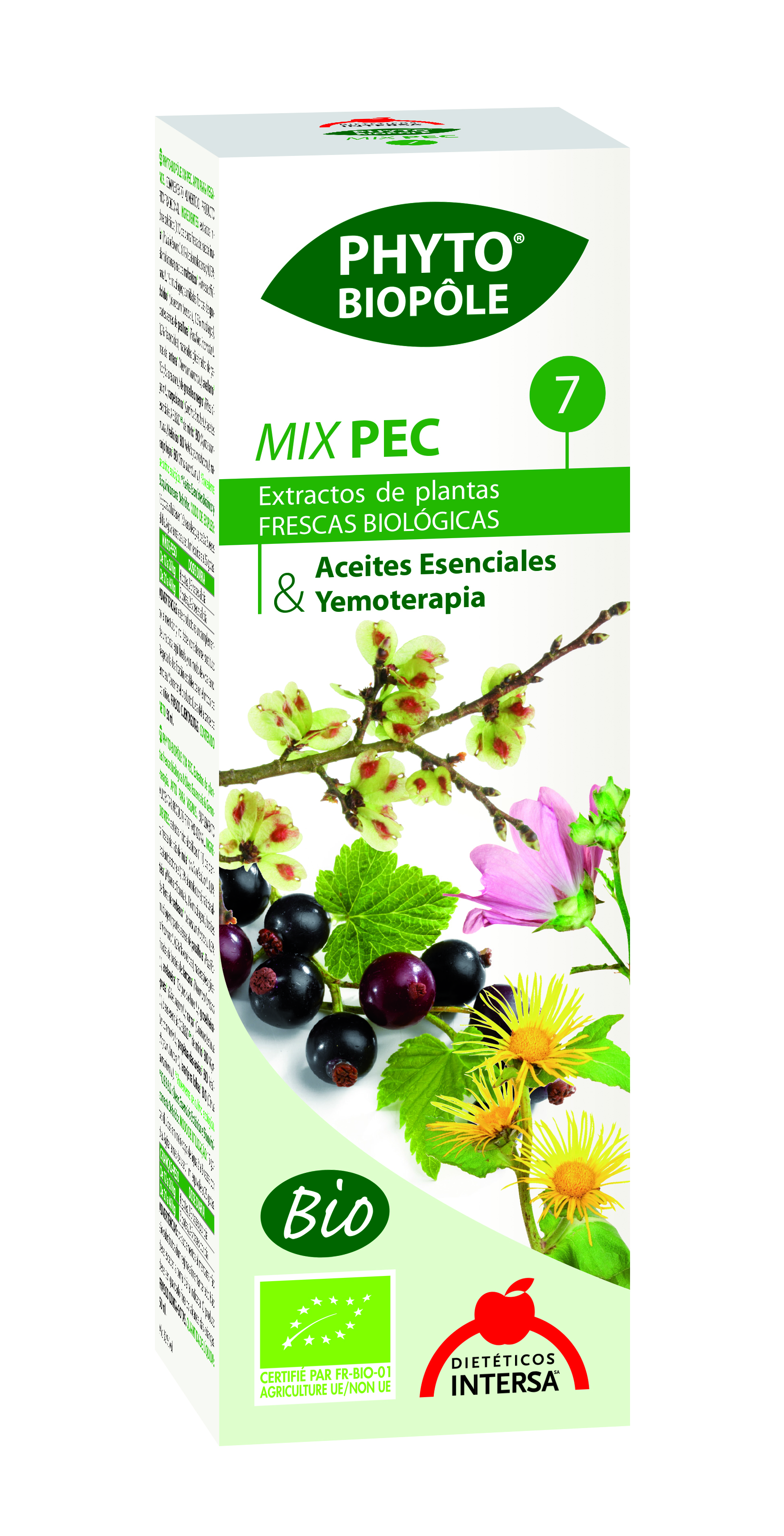 PHYTOBIOPOLE MIX PEC 7 50 ML