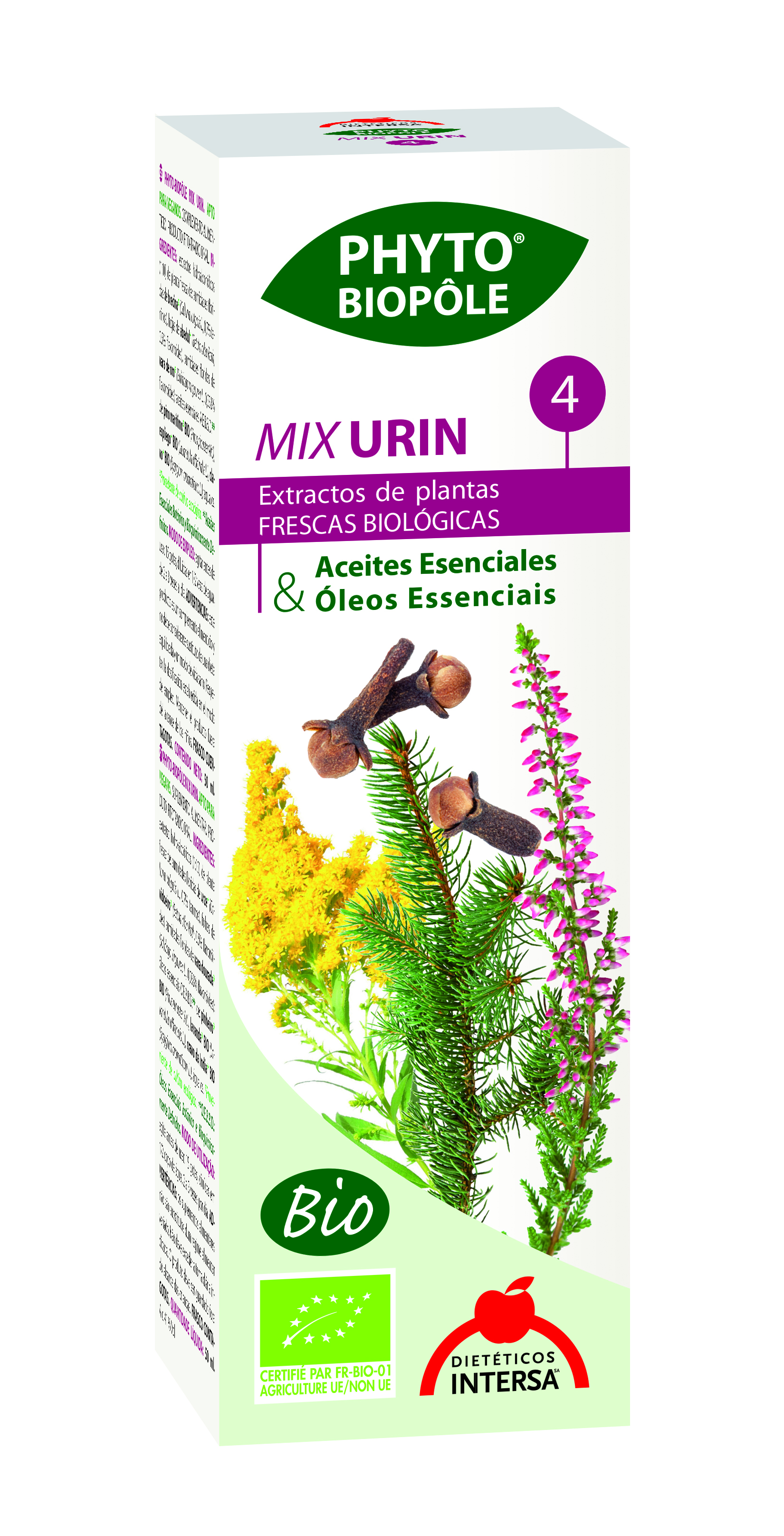 PHYTOBIOPOLE MIX URIN 50 ML