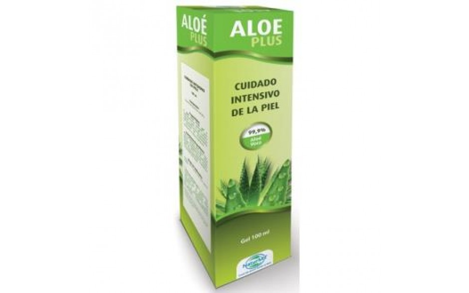 ALOE PLUS GEL 100 ml
