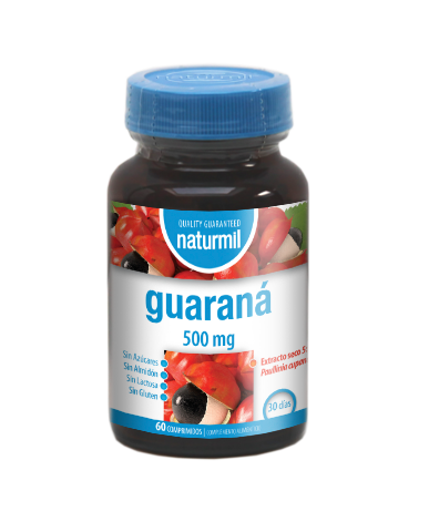 GUARANA 500 mg 60 Comp