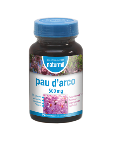 PAU D ARCO 500 mg 90 Comp