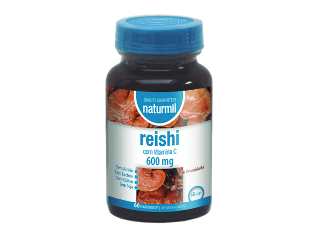 REISHI 600 mg 60 Comp