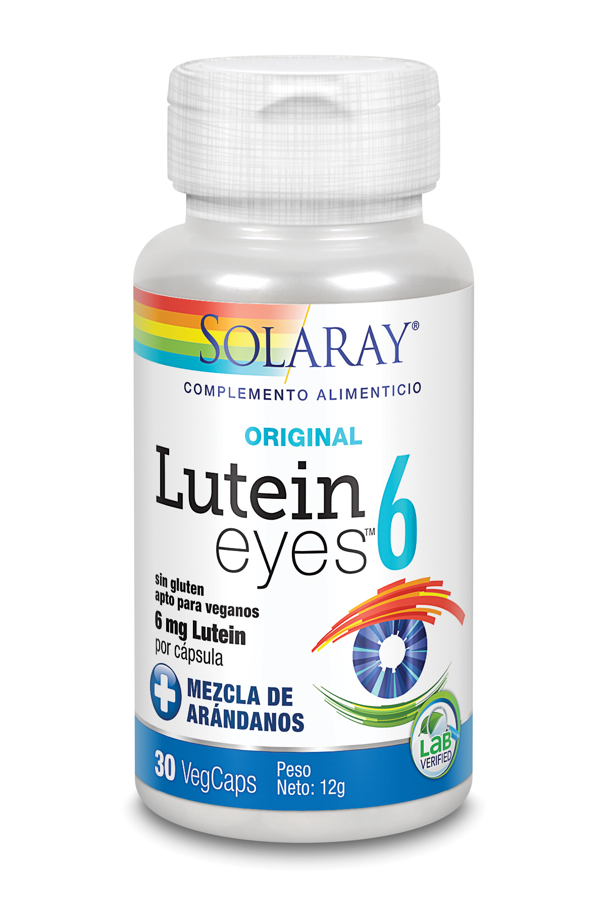 Lutein Eyes 6 Mg 30 Vcaps