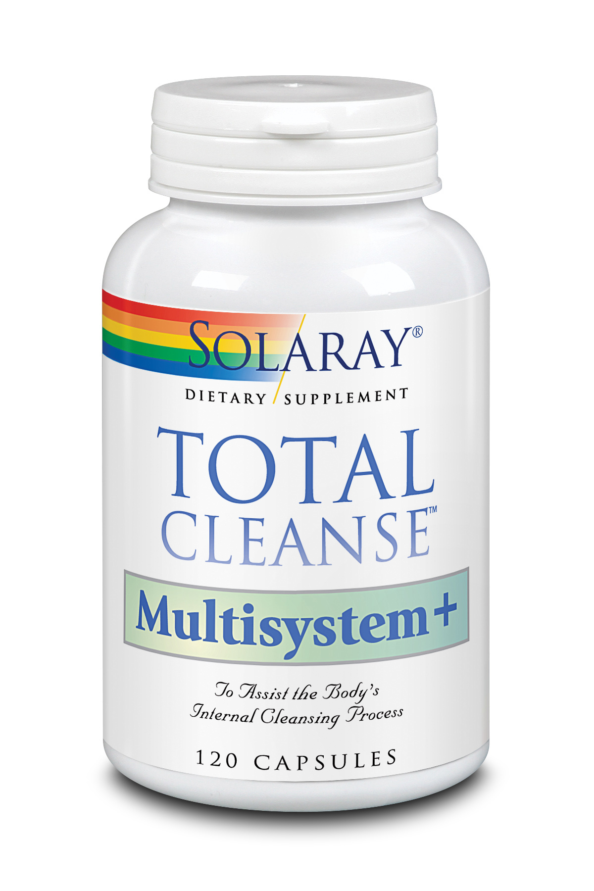 Total Cleanse Multisystem 120 Caps