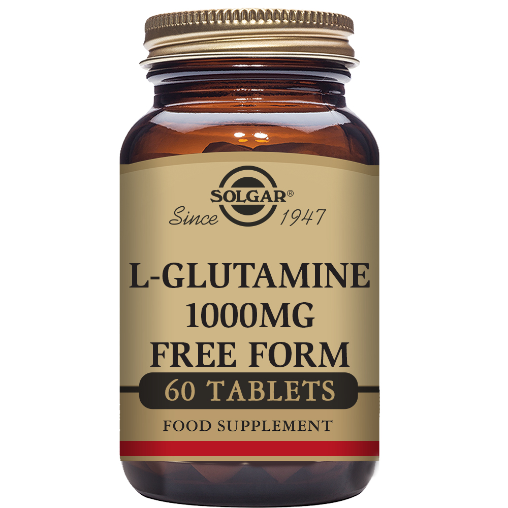 L-GLUTAMINA 1000 mg 60 Comp