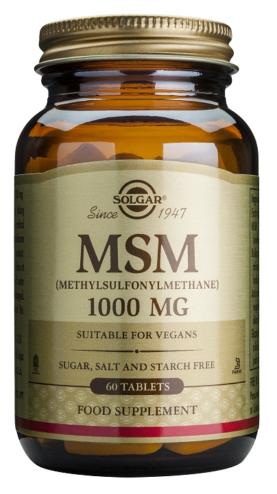 MSM 1000 mg 60 Comp