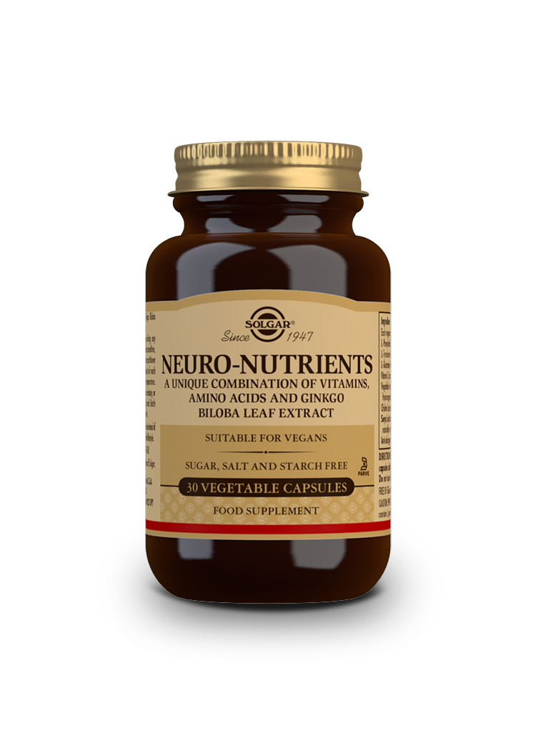 NEURO NUTRIENTES 30 Vcaps