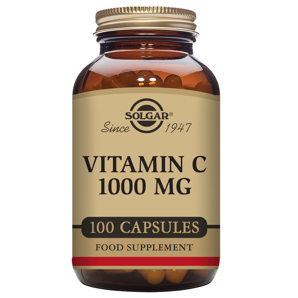 ROSE HIPS  C 1000 mg 100 Comp