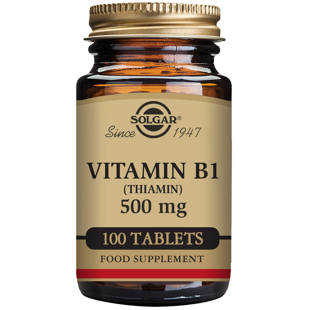 VITAMINA B1 500 mg 100 Comp
