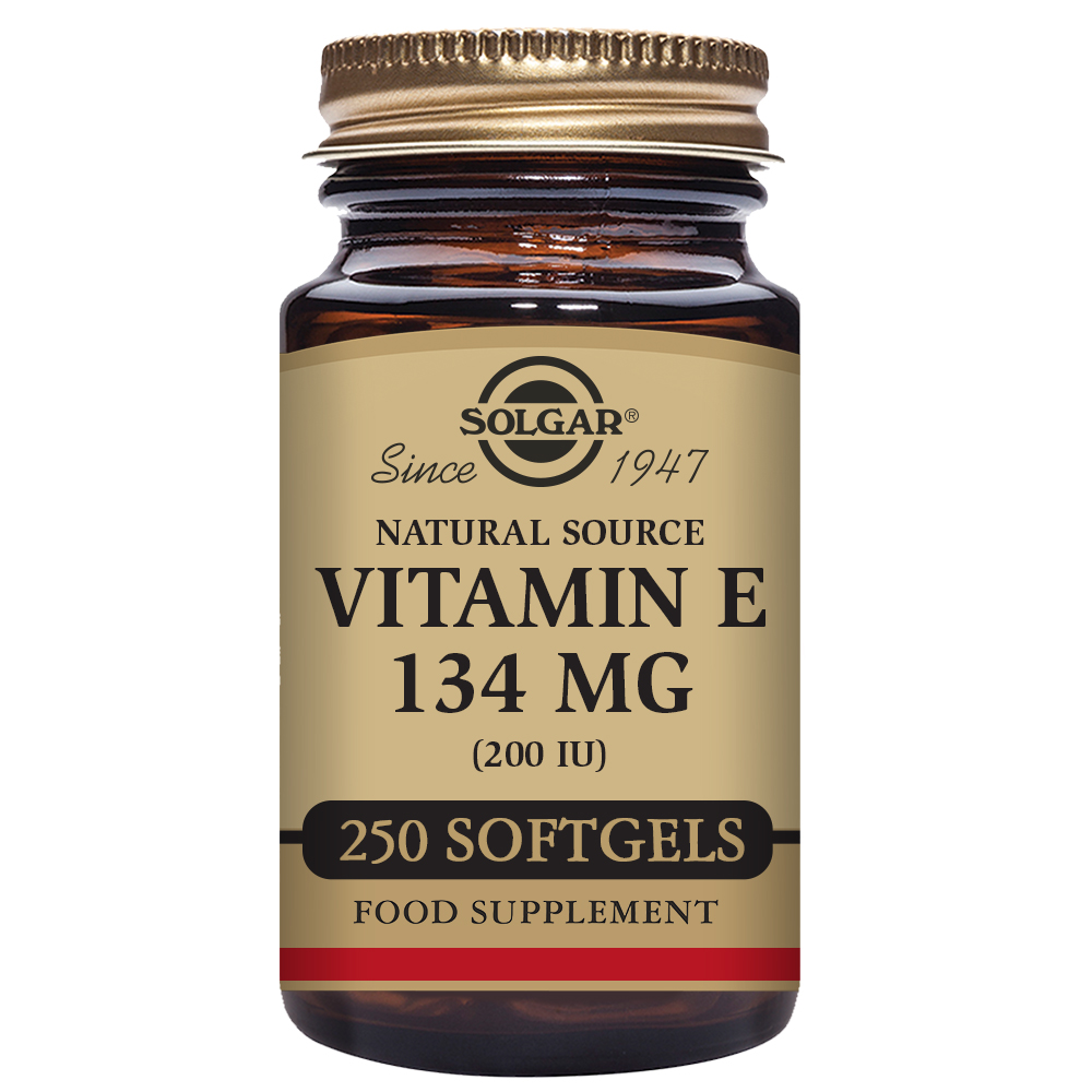 VITAMINA E 200 UI  250 Caps