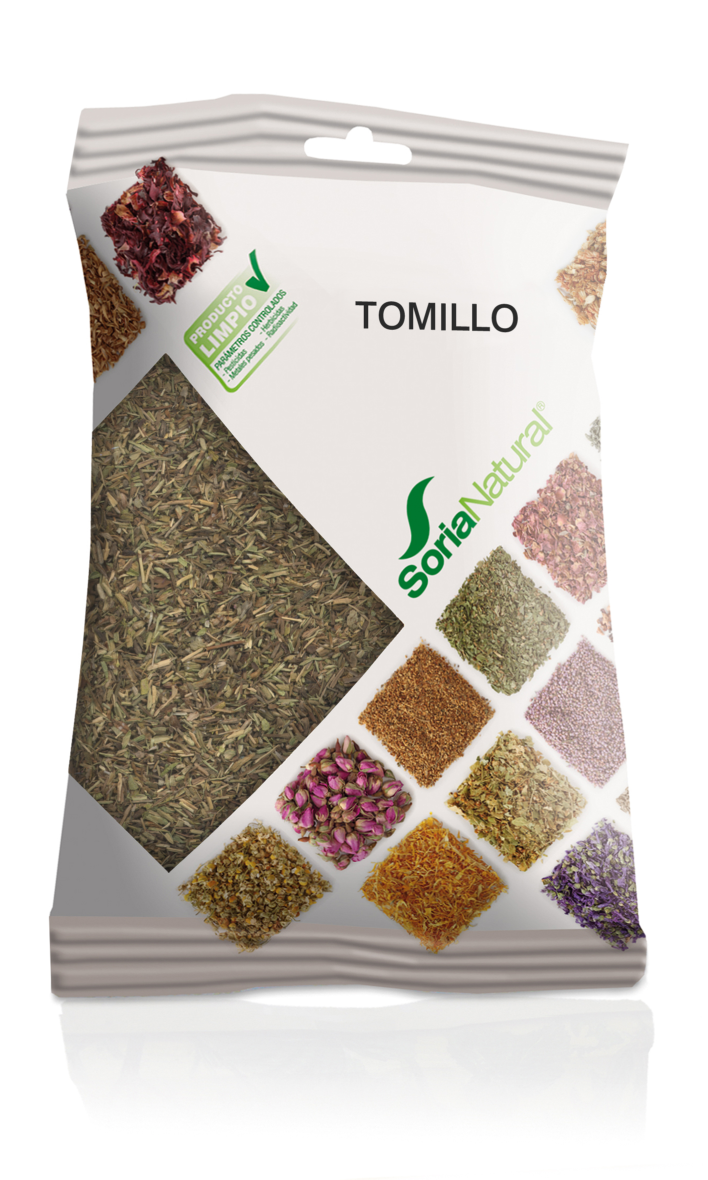 TOMILLO 50 grs