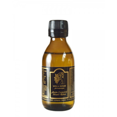 ACEITE CORPORAL MUSCL-RELAX 500 ml