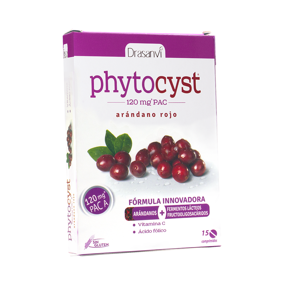 PHYTOCYST POCKET 15 Comp