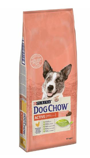 Dog Chow Canine Adult Active Pollo 14kg