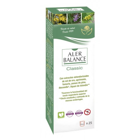 Alerbalance Clasic - Bioserum - 250 ml.