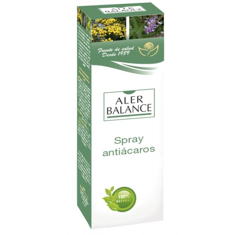 Alerbalance Spray Antiacaros - Bioserum - 50 ml.