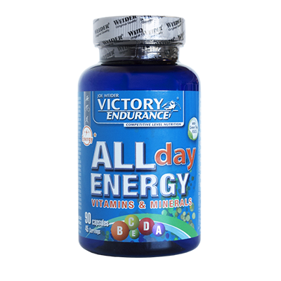 All Day Energy - Victory Endurance - 90 Caps.