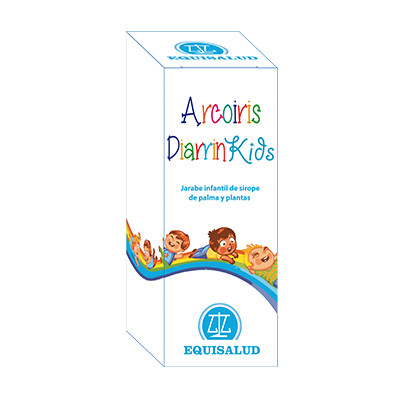 Arcoiris Diarrin Kids - Equisalud - 250 ml.