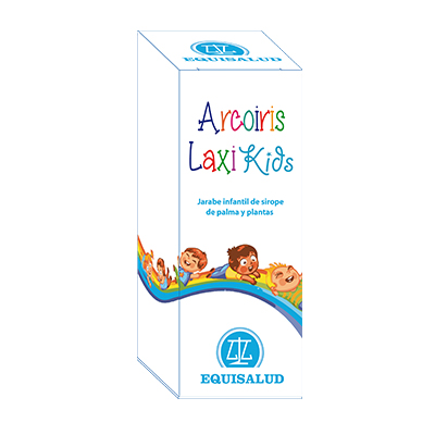 Arcoiris Laxi Kids - Equisalud - 250 ml.