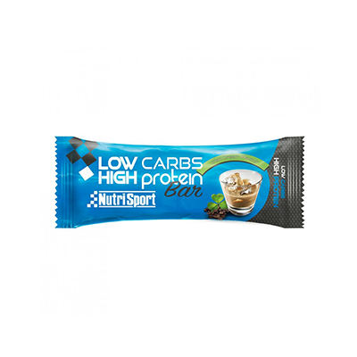 Barrita Proteica Low Carbs Irish-Cream - NutriSport - 16 barritas