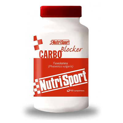 Carbo Blocker - NutriSport - 60 comprimidos