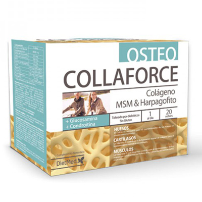 Collaforce Osteo - Dietmed - 20 sobres