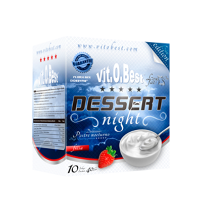 Dessert Night Chocolate - Vitobest - 40 gramos