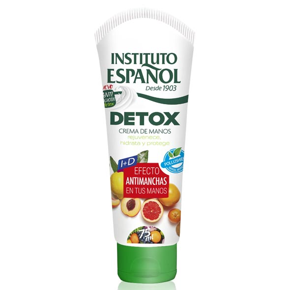 Detox Cema Manos - Instituto Español - 75 ml.