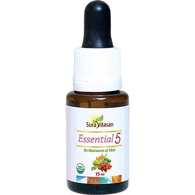 Essential 5 - Sura Vitasan - 15 ml.