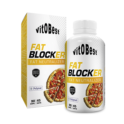Fat Blocker - Vitobest - 90 cápsulas