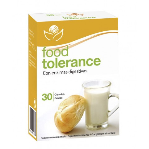Food Tolerance - Bioserum - 30 cápsulas