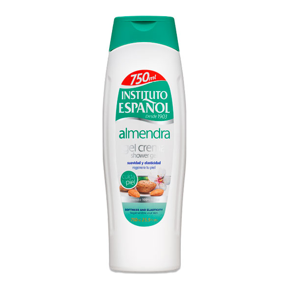 Gel Almendra - Instituto Español - 750 ml.