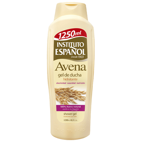 Gel Avena - Instituto Español - 1250 ml.