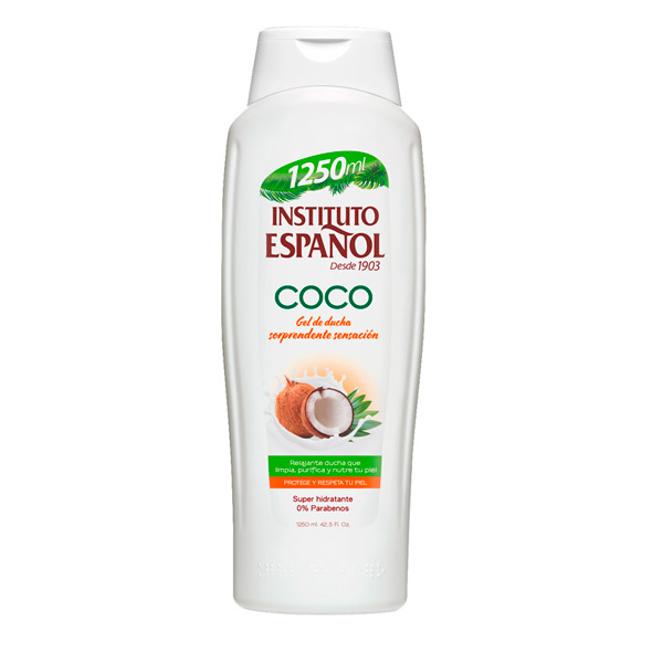 Gel Coco - Instituto Español - 1250 ml.