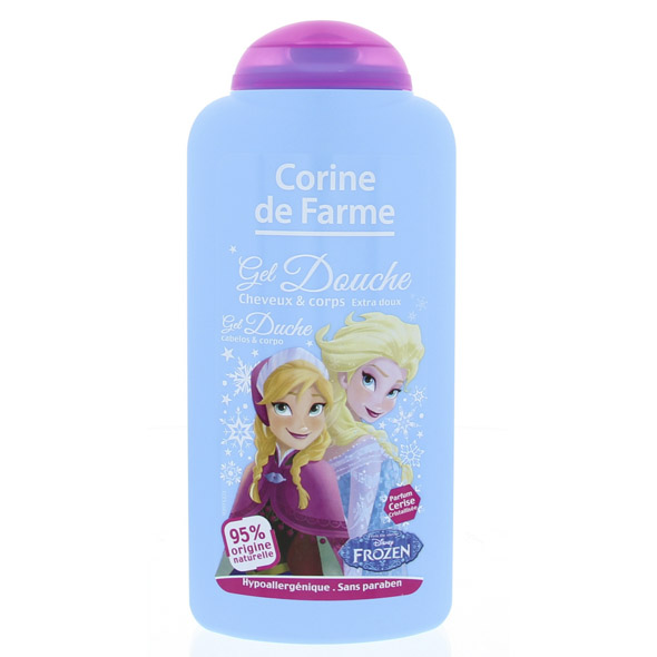 Gel Ducha - Corine de Farme - 250 ml.