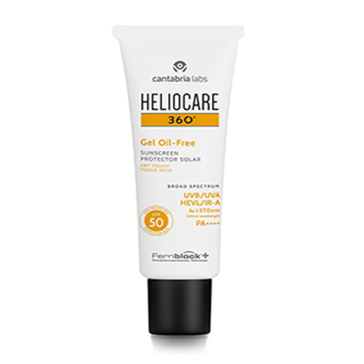 Gel Oil Free 360º SPF 50 - Heliocare - 50 ml.