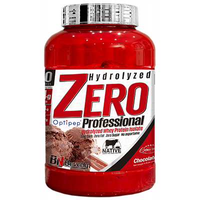 Hydrolyzed Zero Professional Whey - Cookies & Cream - Beverly - 2 kg.