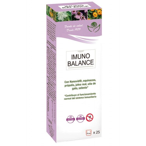 Imunobalance - Bioserum - 250 ml.