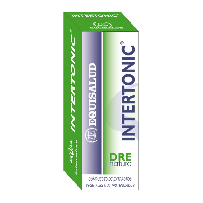 Intertonic - Equisalud - 30 ml.