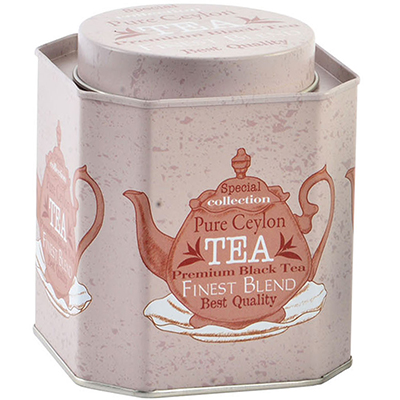Lata Special Collection Rosa - Tea Shop Geoherbal - 10x10x10