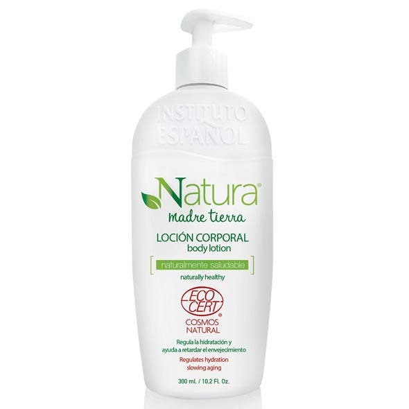 Madre Tierra Body Lotion - Instituto Español - 300 ml.