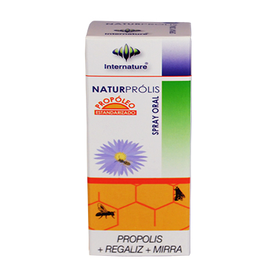Naturpolis - Spray Oral - Equisalud - 30 ml.